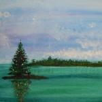 Christmas Pine Island