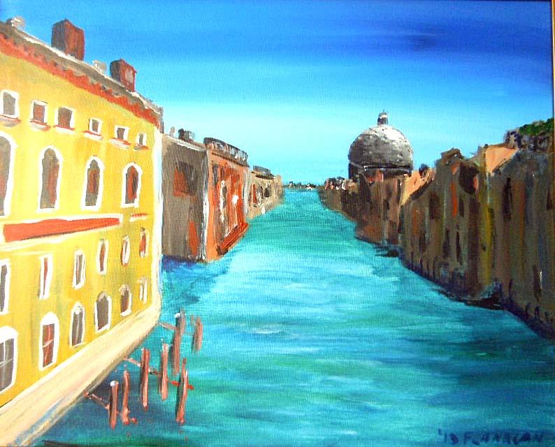 Venice art by you for Venice craft fair 2017